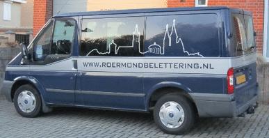 roermondbelettering - Reclame Roermond